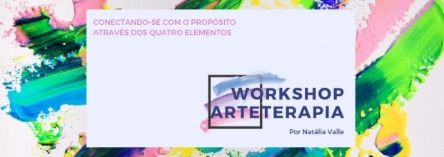 Workshop de Arteterapia