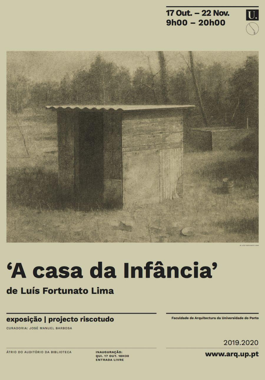 Luís Fortunato Lima - 'A casa da Infância'