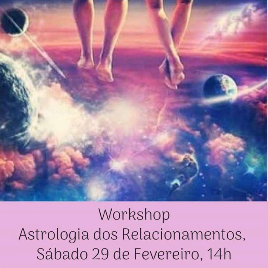 Astrologia dos Relacionamentos - Workshop