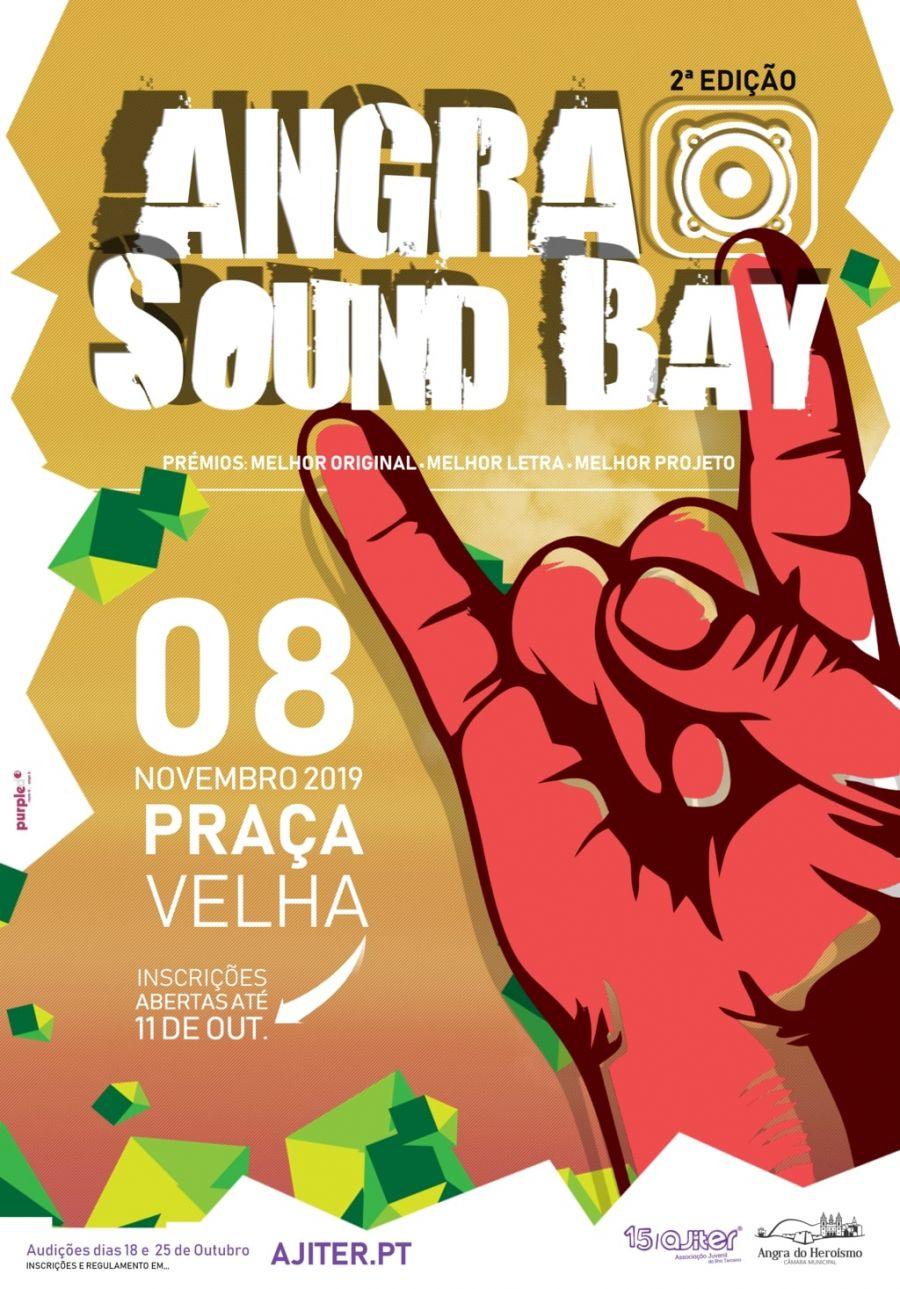 Concurso Musical: 'Angra Sound Bay' 2019 - Inscrições