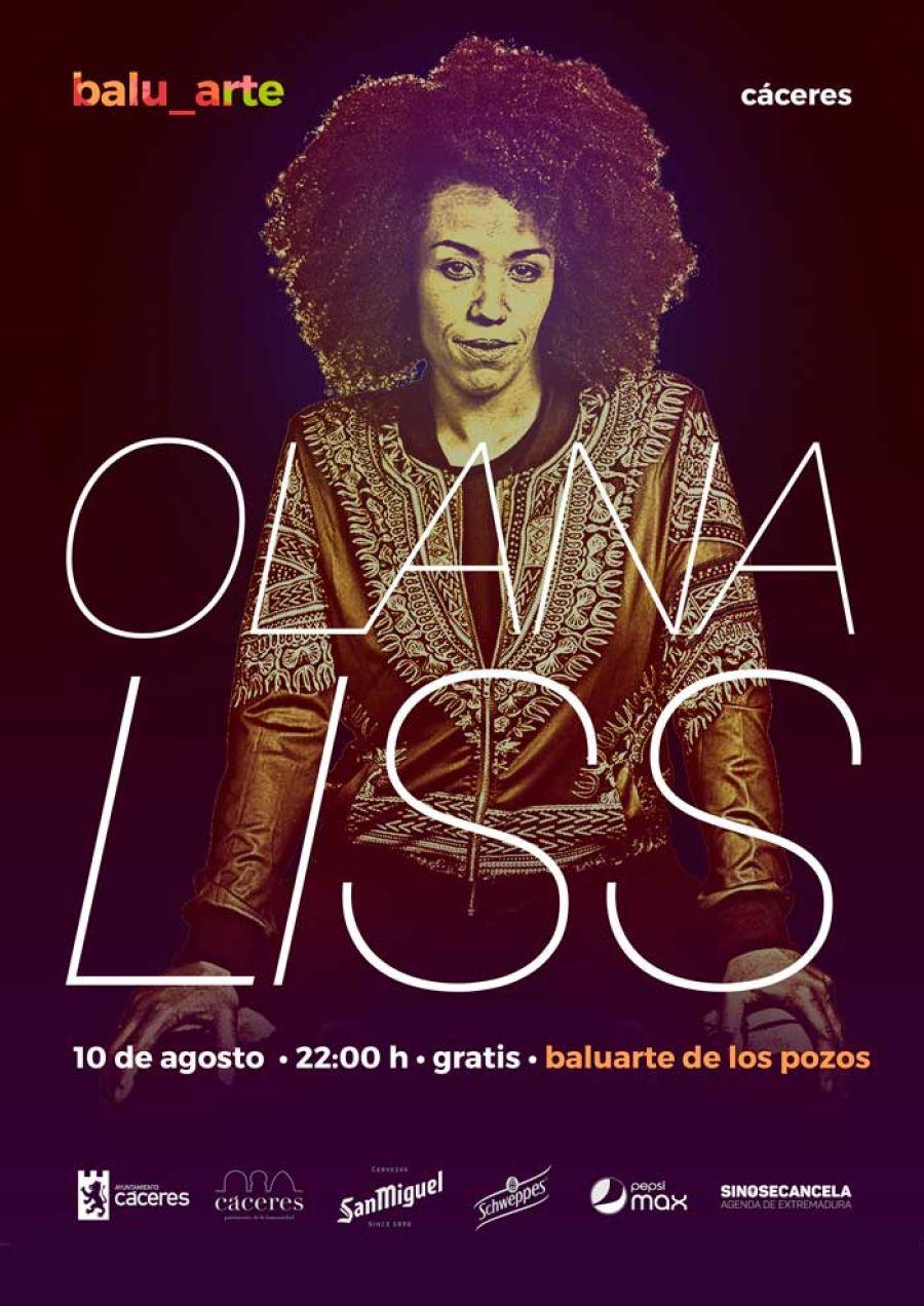 OLANA LISS + DJ | balu_arte 2019