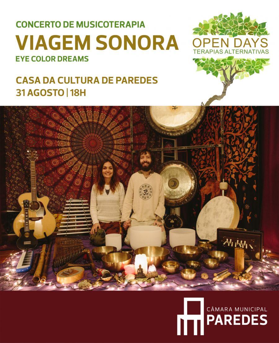 Viagem Sonora - Casa da Cultura de Paredes