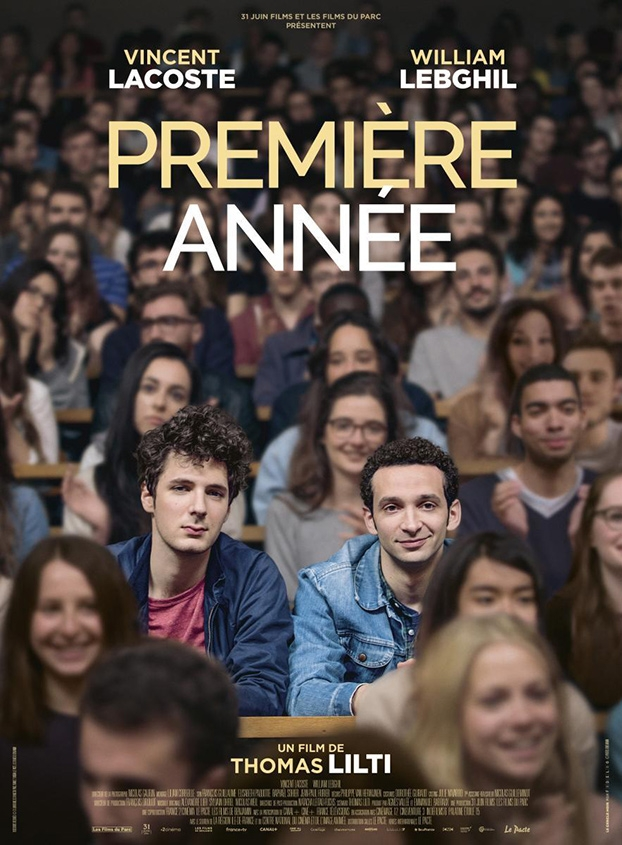 Festival de cine europeo 2019. Premiere annee. Francia