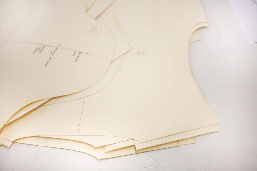 Introdução à Modelação de Vestuário (35h)