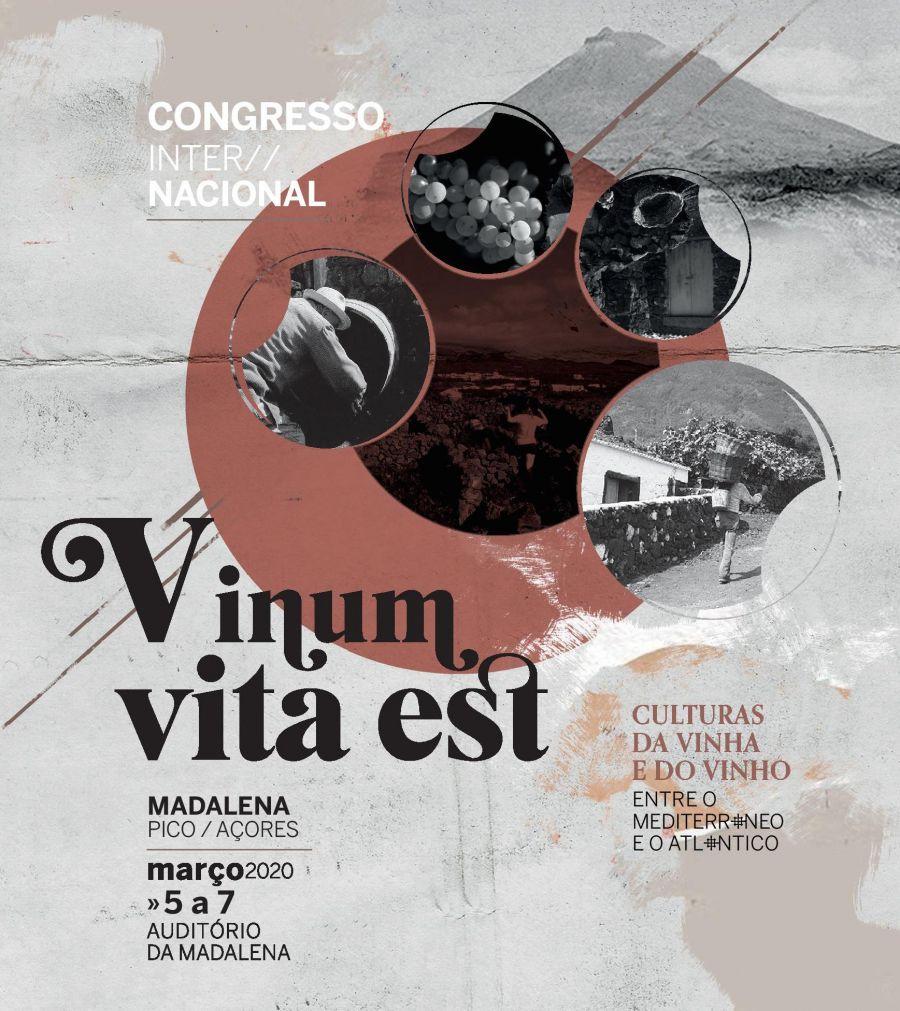 Vinum vita est – Culturas da Vinha e do Vinho: Entre o Mediterrâneo e o Atlântico