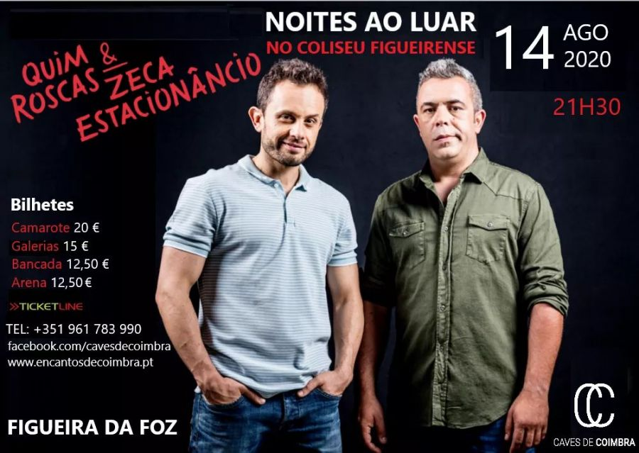 Quim Roscas & Zeca Estancionancio