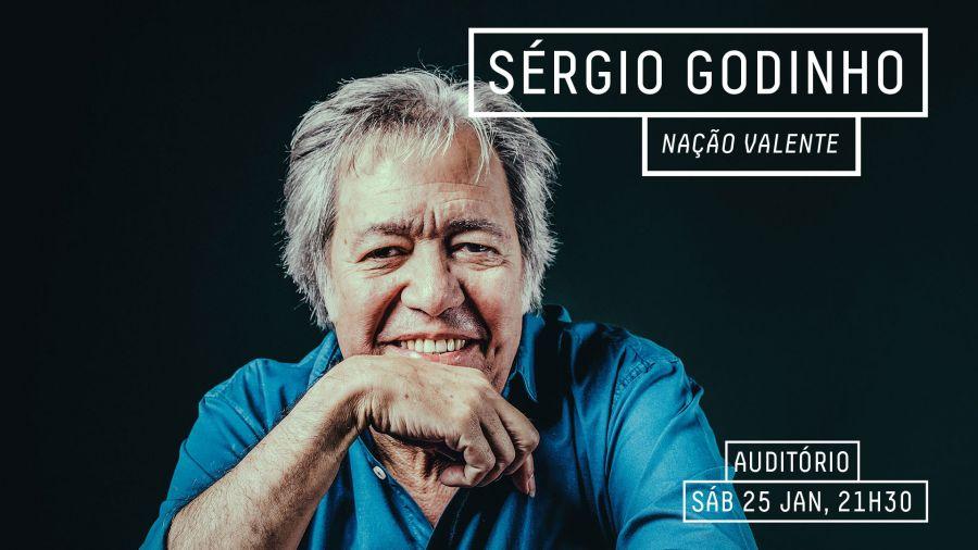 Sérgio Godinho | Nação Valente