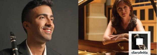 Recital de Clarinete e Piano | Samuel Marques & Dana Radu