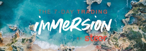 The 7-day Immersion By Steer (Peniche)