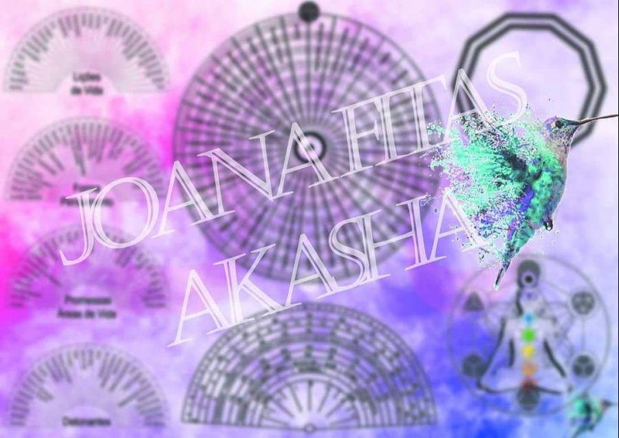 Lançamento da Mesa Radionica JF Akasha com curso de Registos Akashicos