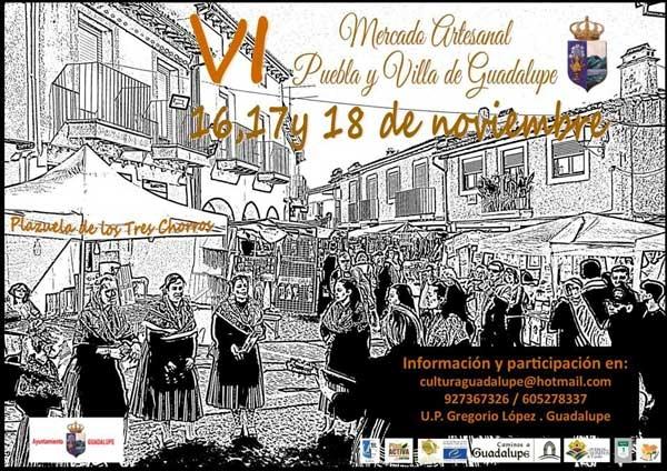 VI MERCADO ARTESANAL | Guadalupe (GEODISEA)