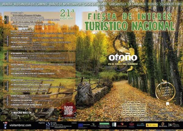Otoño Mágico 2018 // Valle del Ambroz