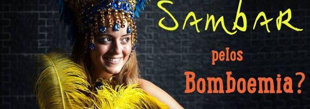 Aulas de Samba - Gratuitas