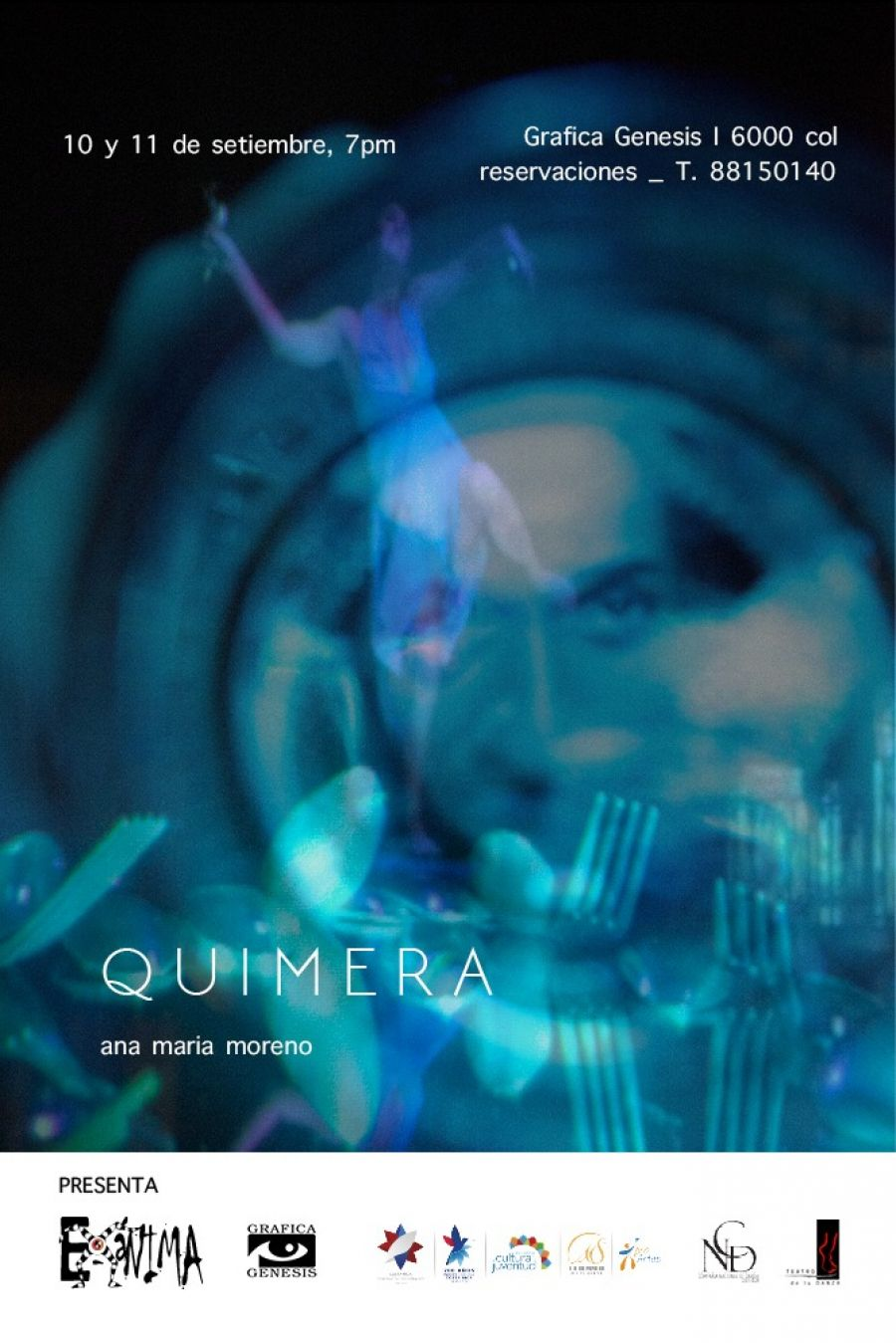 Quimera. Ana María Montero
