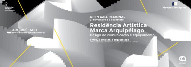OPEN CALL - Residência Artística Marca Arquipélago