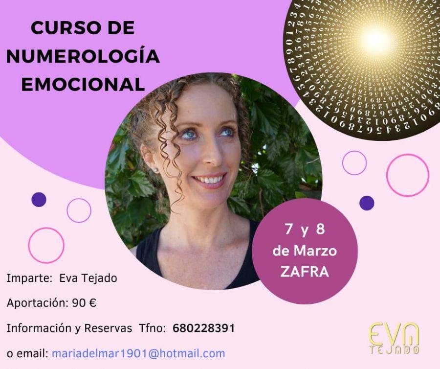 Curso de Numerología en Zafra