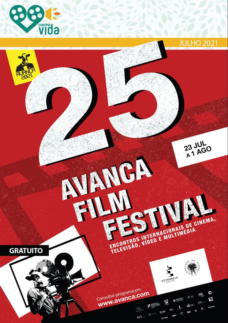 AVANCA FILM FESTIVAL - Entrada Gratuita