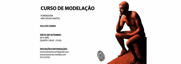 Curso de Modelação - Escultura