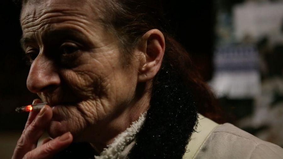 A woman captured. Bernadett Tuza-Ritter. Hungría. 2017
