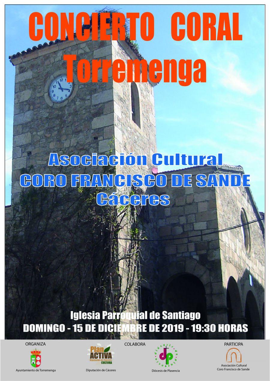 Concierto Coral - Torremenga (Cáceres)