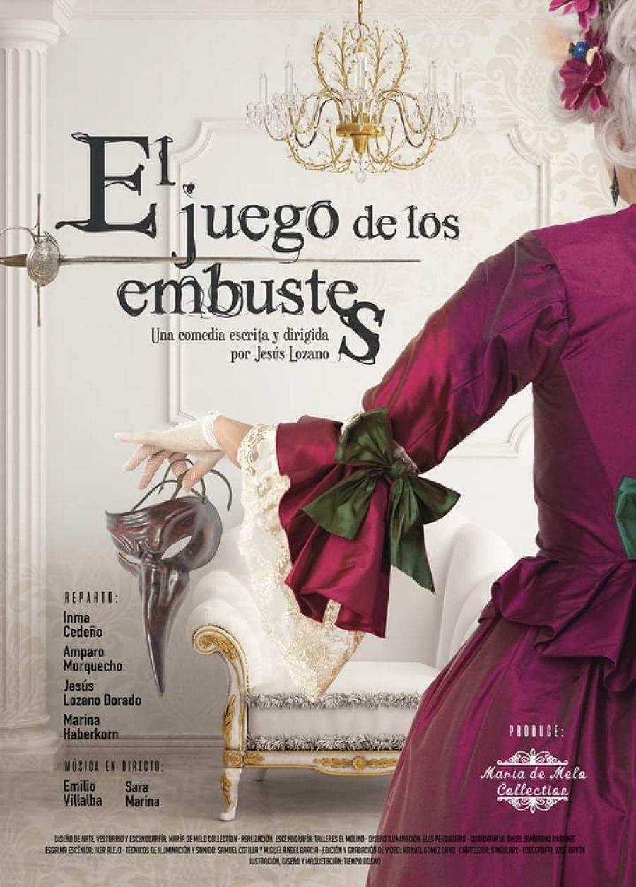 El Juego de los Embustes (estreno)
