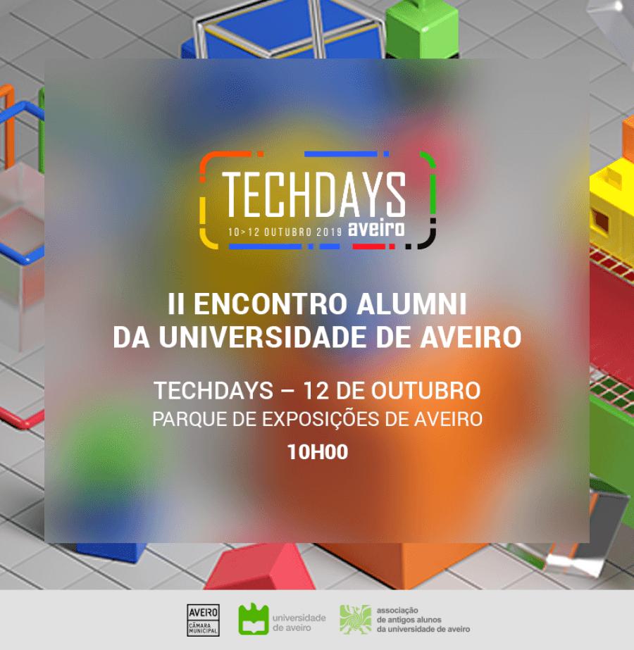 II Encontro Alumni UA – Techdays