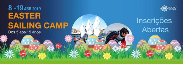 Easter Sailing Camp