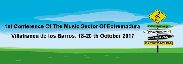 1ª Jornadas Profesionales de la Música de Extremadura - DÍA 1