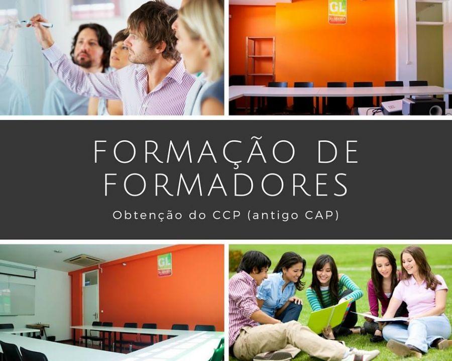 Formação Pedagógica Inicial de Formadores (Obtenção do CCP, antigo CAP de Formador)