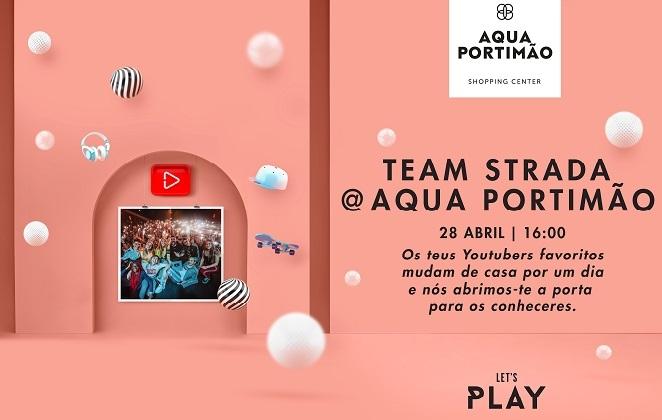 Alerta fãs Team Strada! Eles estão a chegar ao Aqua Portimão