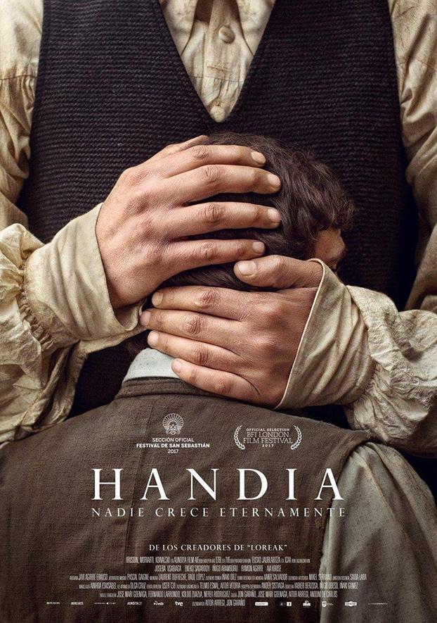 Festival de cine europeo 2019. Handia. España