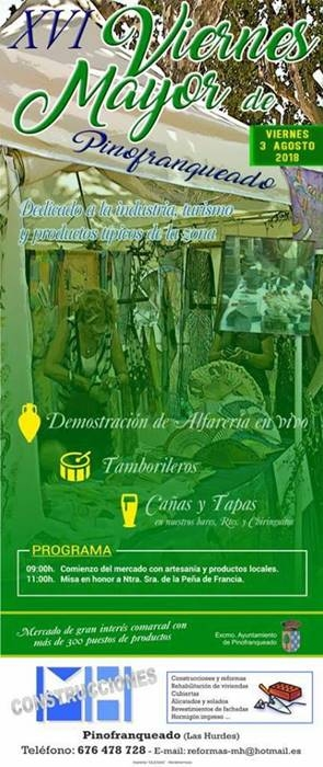 XVI VIERNES MAYOR DE PINOFRANQUEADO