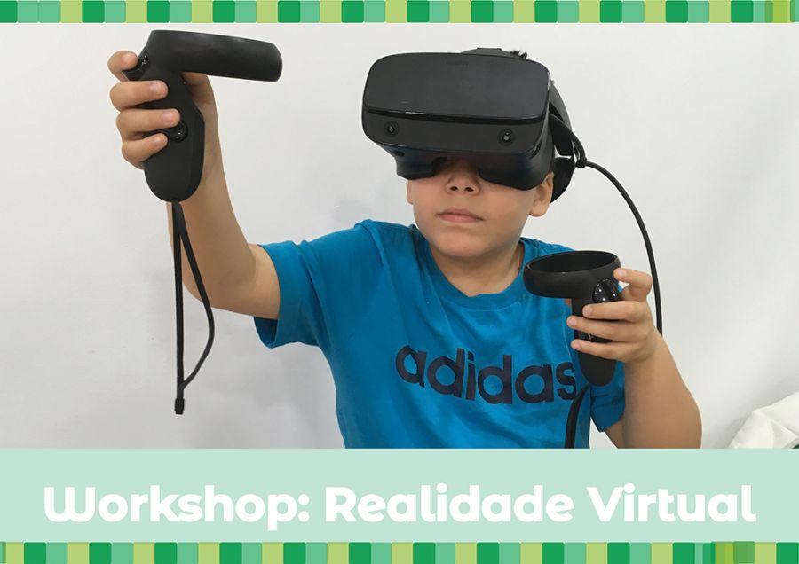 Workshop Realidade Virtual