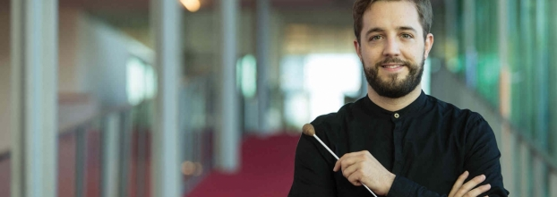 Orquesta de Extremadura, con Claudio Constantini y Jaume-Blai Santonja