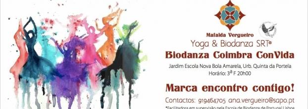 Coimbra Com+Vida -Biodanza