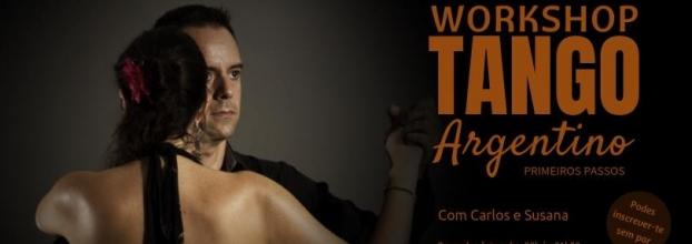 Aulas de iniciação ao Tango Argentino