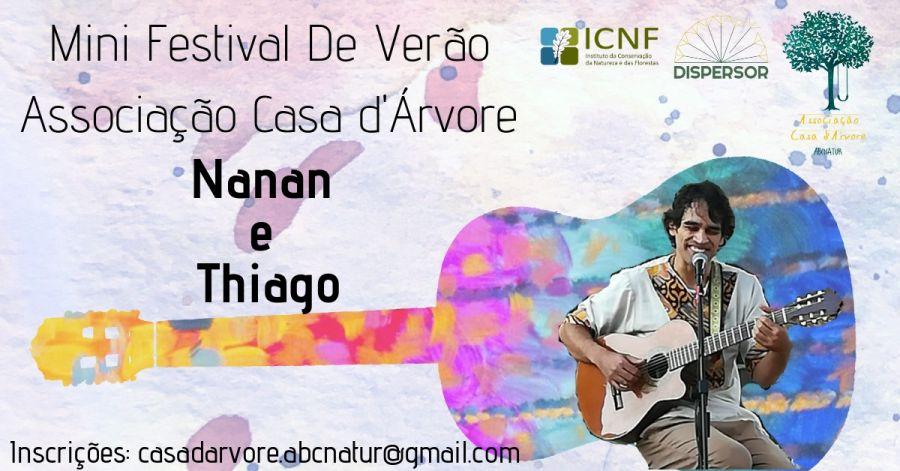 Mini Festival de Verão - Nanan e Thiago