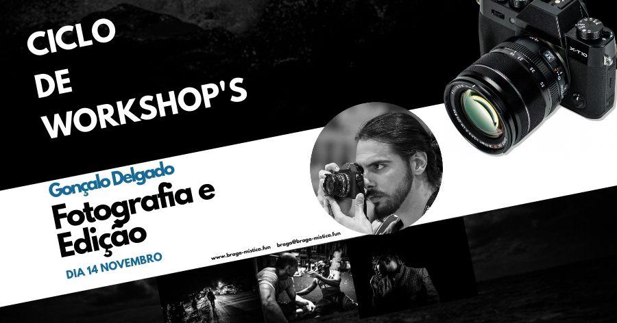 Workshop Fotografia e Edição