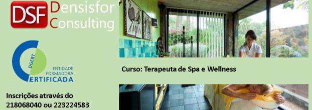 Curso Terapeuta de Spa e Wellness - Albufeira