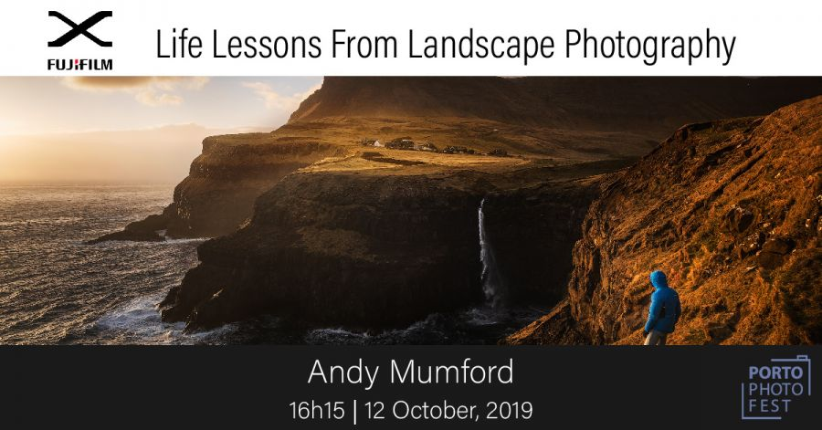 Andy Mumford: Life Lessons from Landscape Photography