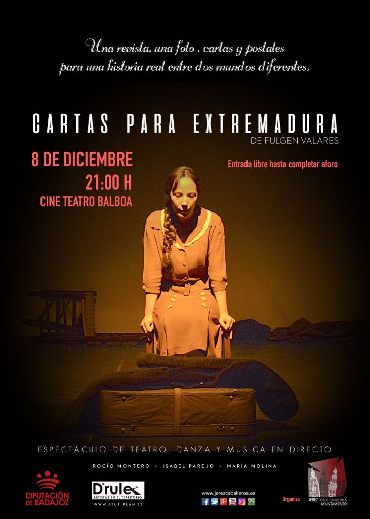 Ciclo D'rule // 'Cartas para Extremadura'