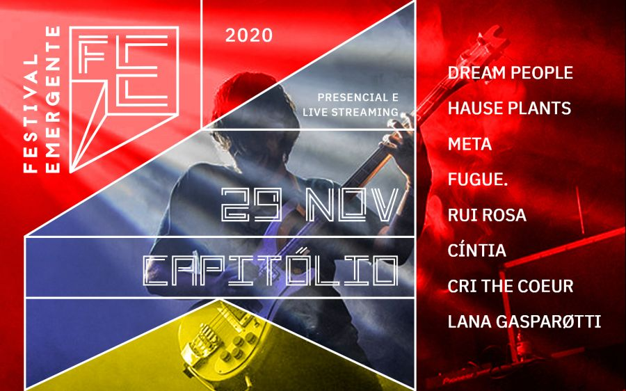 FESTIVAL EMERGENTE 2020