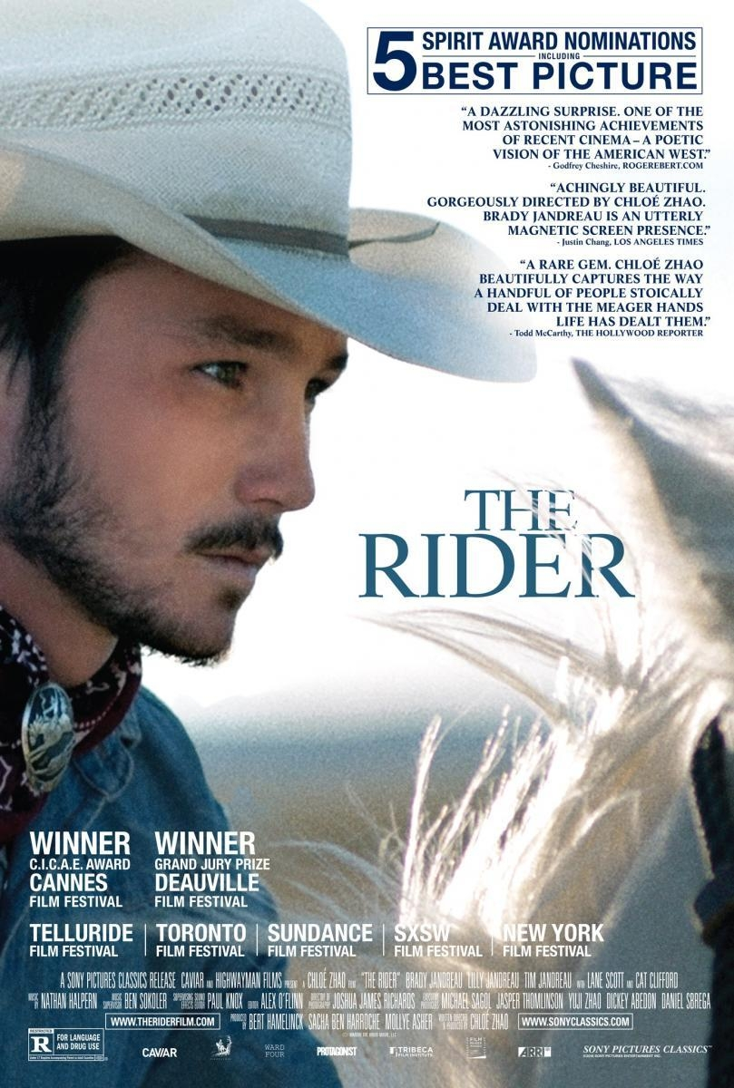 THE RIDER || XIII FCIM