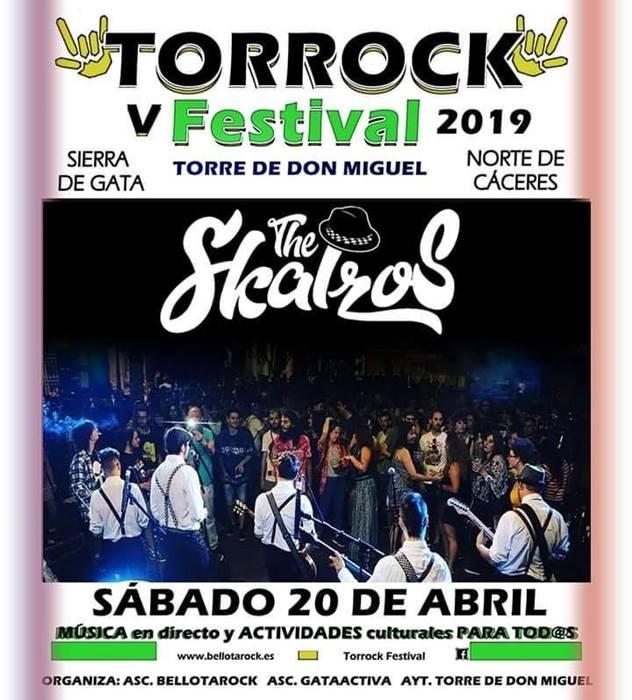 V Torrock Festival Sierra de Gata