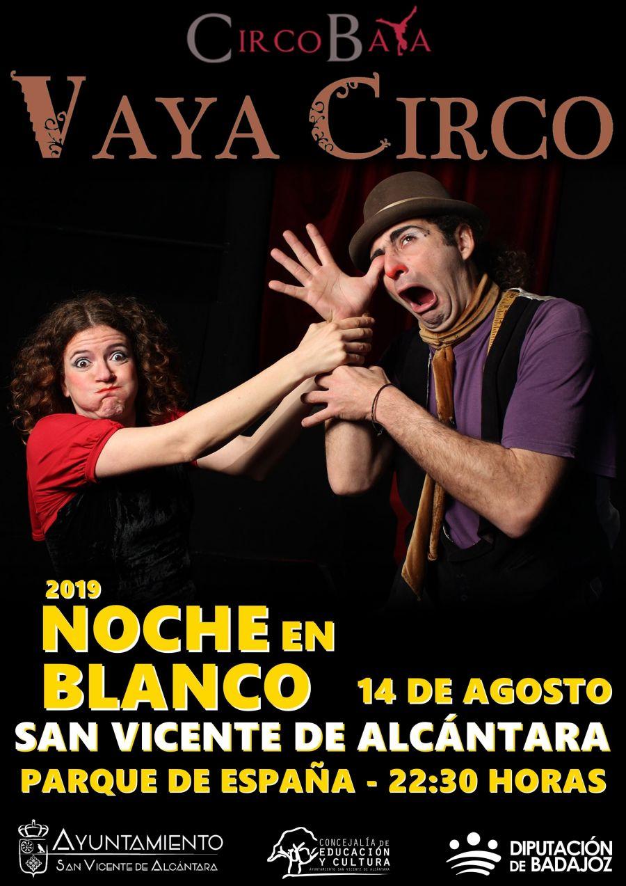 'VAYA CIRCO', DE CIRCOBAYA