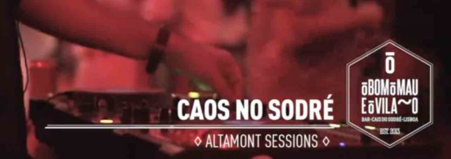 Caos no Sodré   Altamont