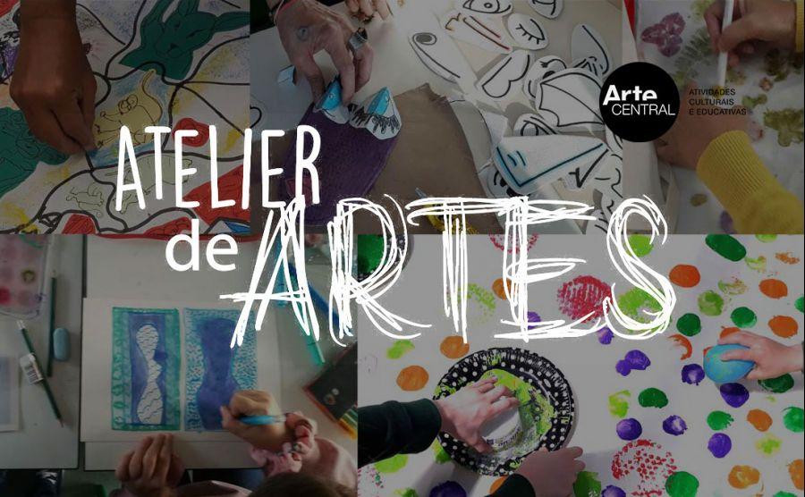 ATELIER DE ARTES - 6 aos 10 anos
