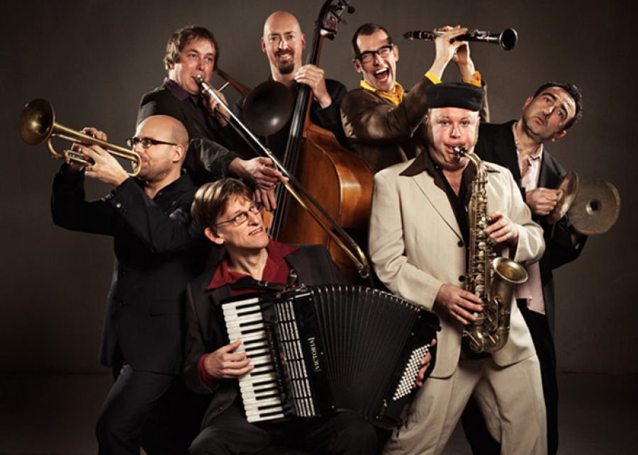 Amsterdam Klemzer Band