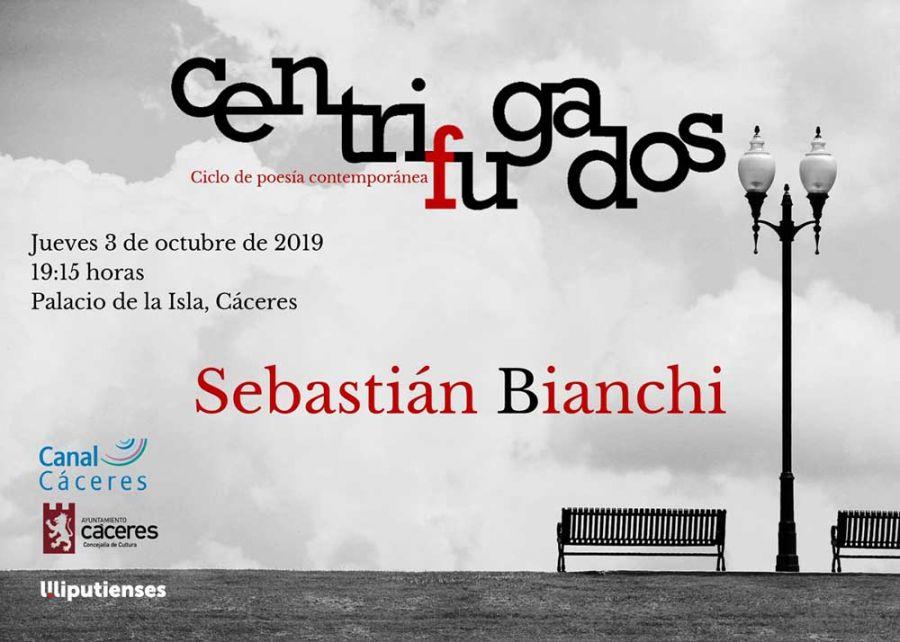 CENTRIFUGADOS Ciclo de Poesía Contemporánea (Sebastián Bianchi)