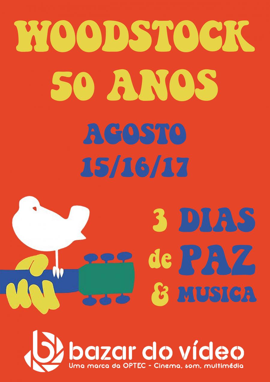 Woodstock 50 anos